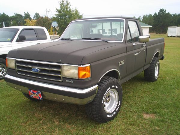 1989 F150 Lariat Xlt Pickup Truck For Sale In Eastern North