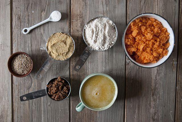 Tartaletas y Bollitos de Zanahoria