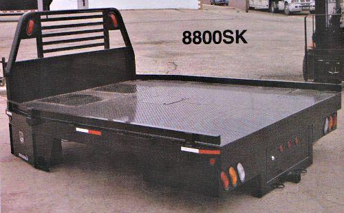 Geneva Welding Pronghorn Utility Flatbeds Truck Bed Diesel