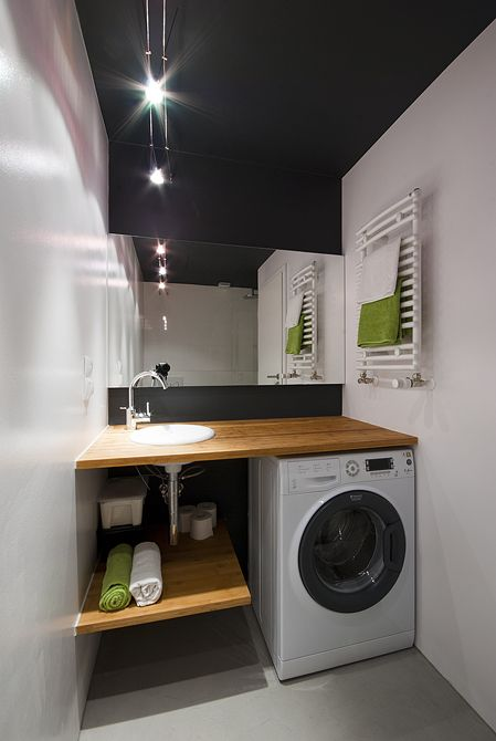 Mała łazienka W Bloku Projektowanie I Aranżacja Wnętrz Architekt
