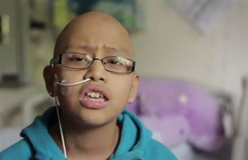 A 22-year-old leukemia patient with a talent for video has turned the fight against cancer into an online anthem celebrating strength -- and recovery. Get your tissues ready.