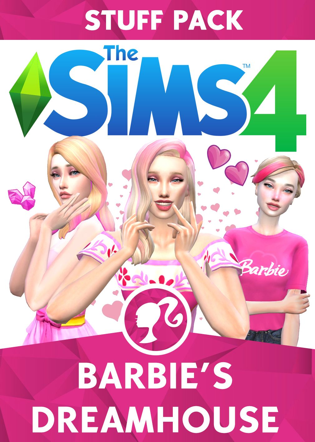 Barbie S Dreamhouse Sims 4 Expansions The Sims 4 Packs Sims 4 Custom Content