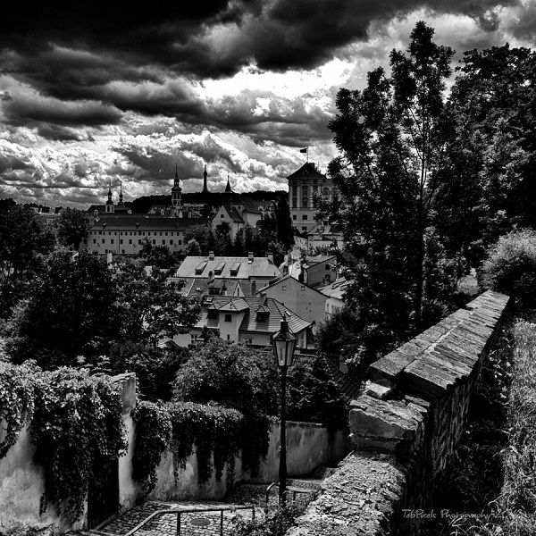 prague castle Urban life photos