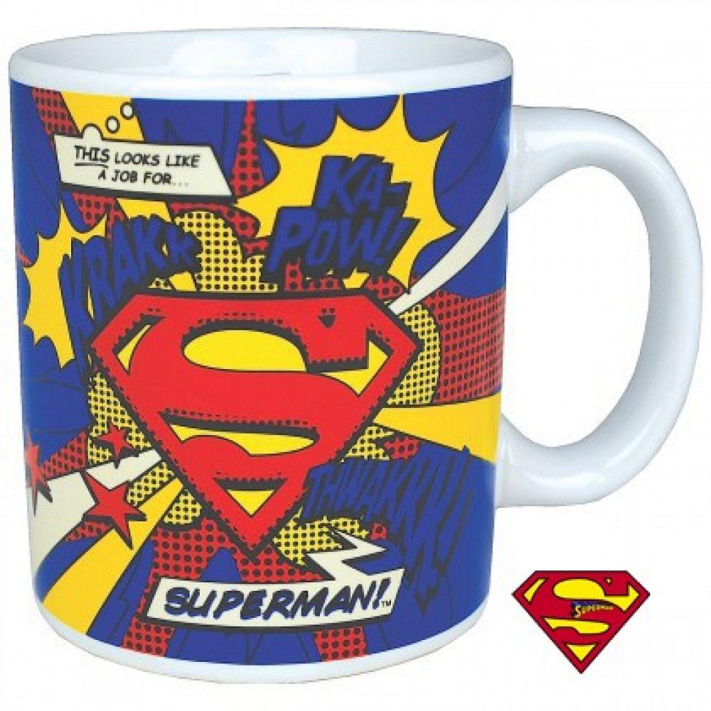 Mug Superman Comics €7.50  43ae8ed080d