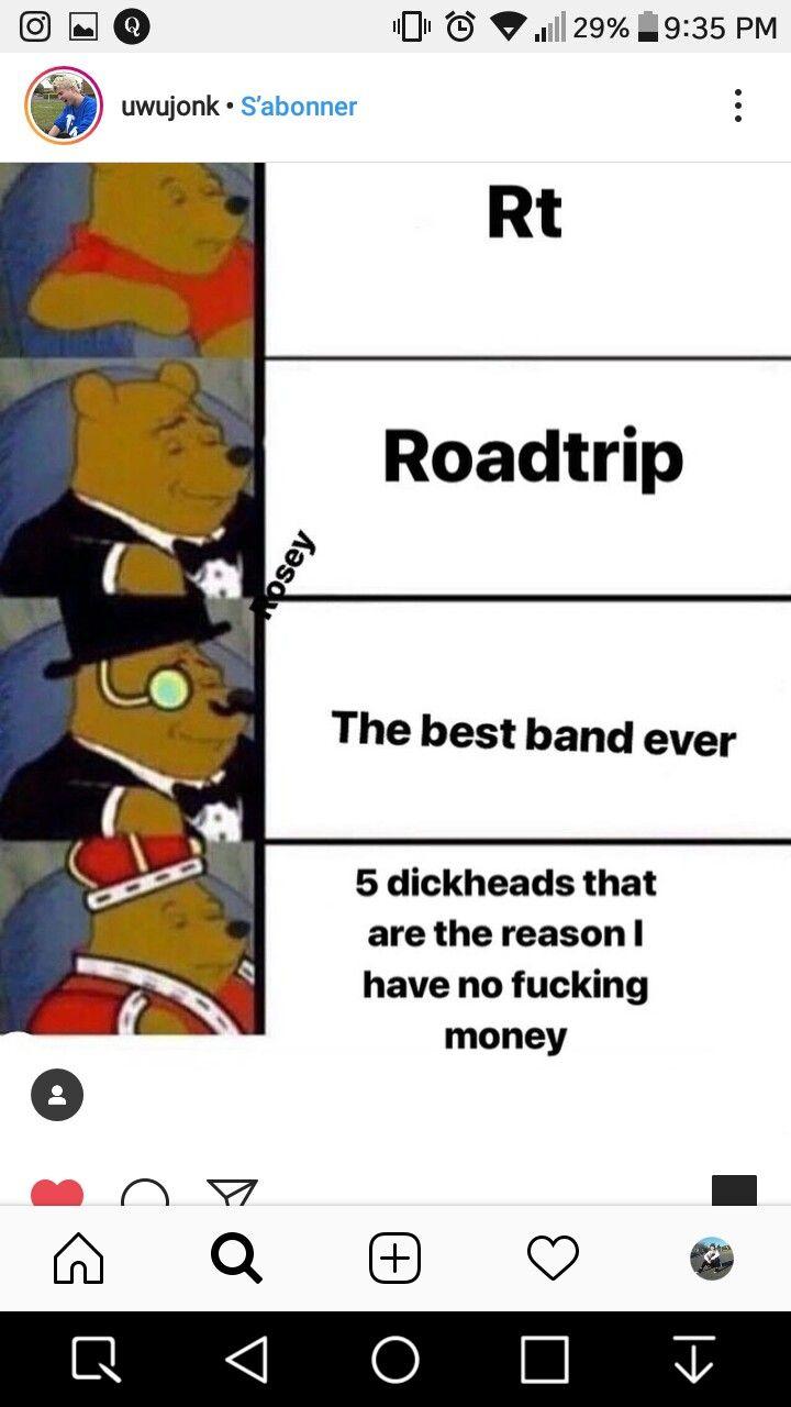 Idea By Julia On Roadtriptv Memy