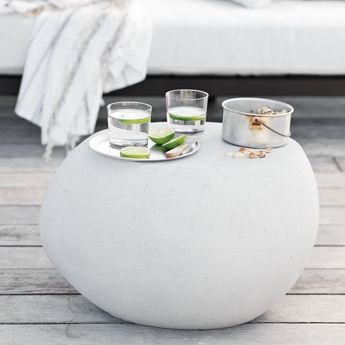 Utility Kitchen Canisters White Blackberry Farm Pinterest - West elm pebble coffee table