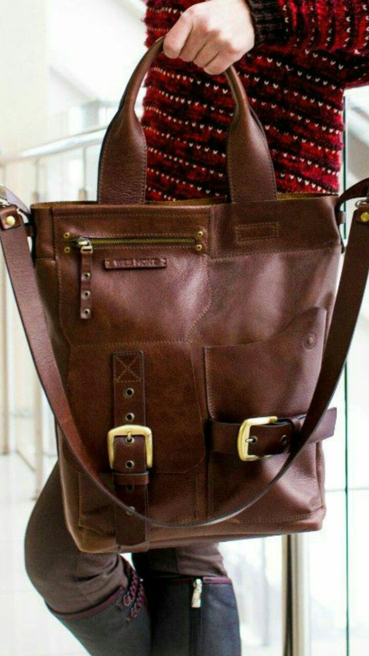 This Looks A Very Good Leather Bag