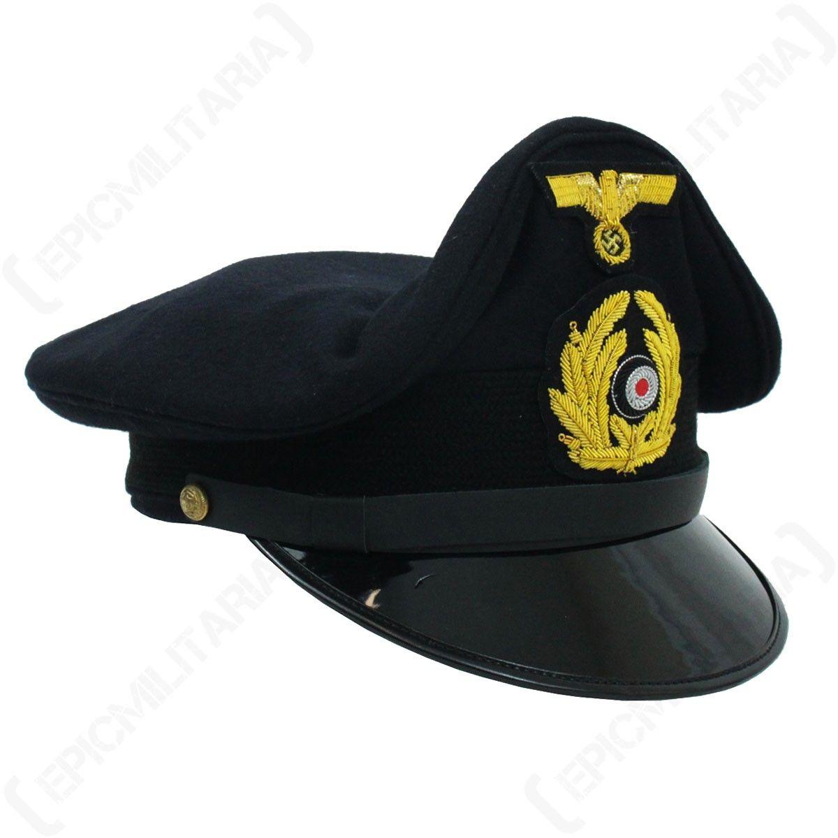 Kriegsmarine NCO Visor Cap  6d2d5ce59f5
