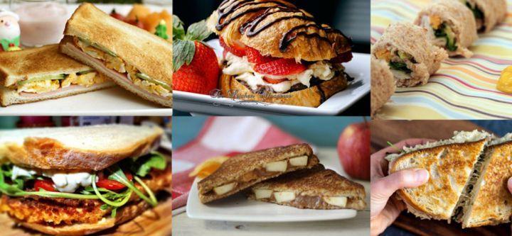别再做Tuna三明治了,46款三明治食谱让你天天创造惊喜!(Part 1) | Giga Circle
