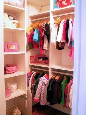 Children Closet Design Ideas   California Closets DFW