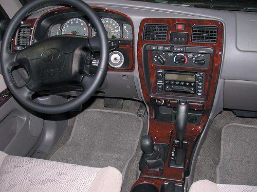 Toyota 4runner 4 Runner 4wd 2wd Sr5 1999 2002 New Interior Toyota 4runner 4runner Jeep Suv