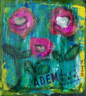 Adem.... By Mariska Dommers-Slager