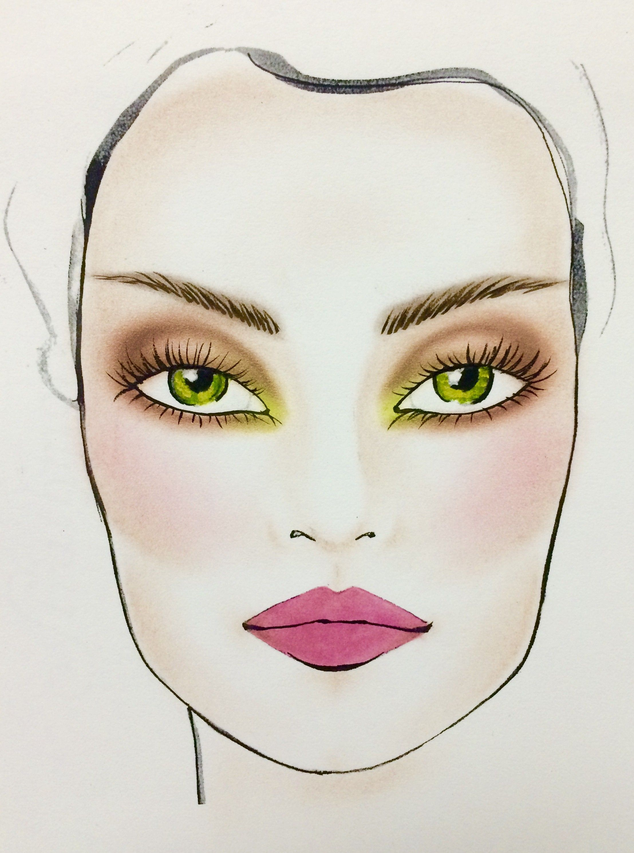 The Most Makeup For Green Eyes If you want to