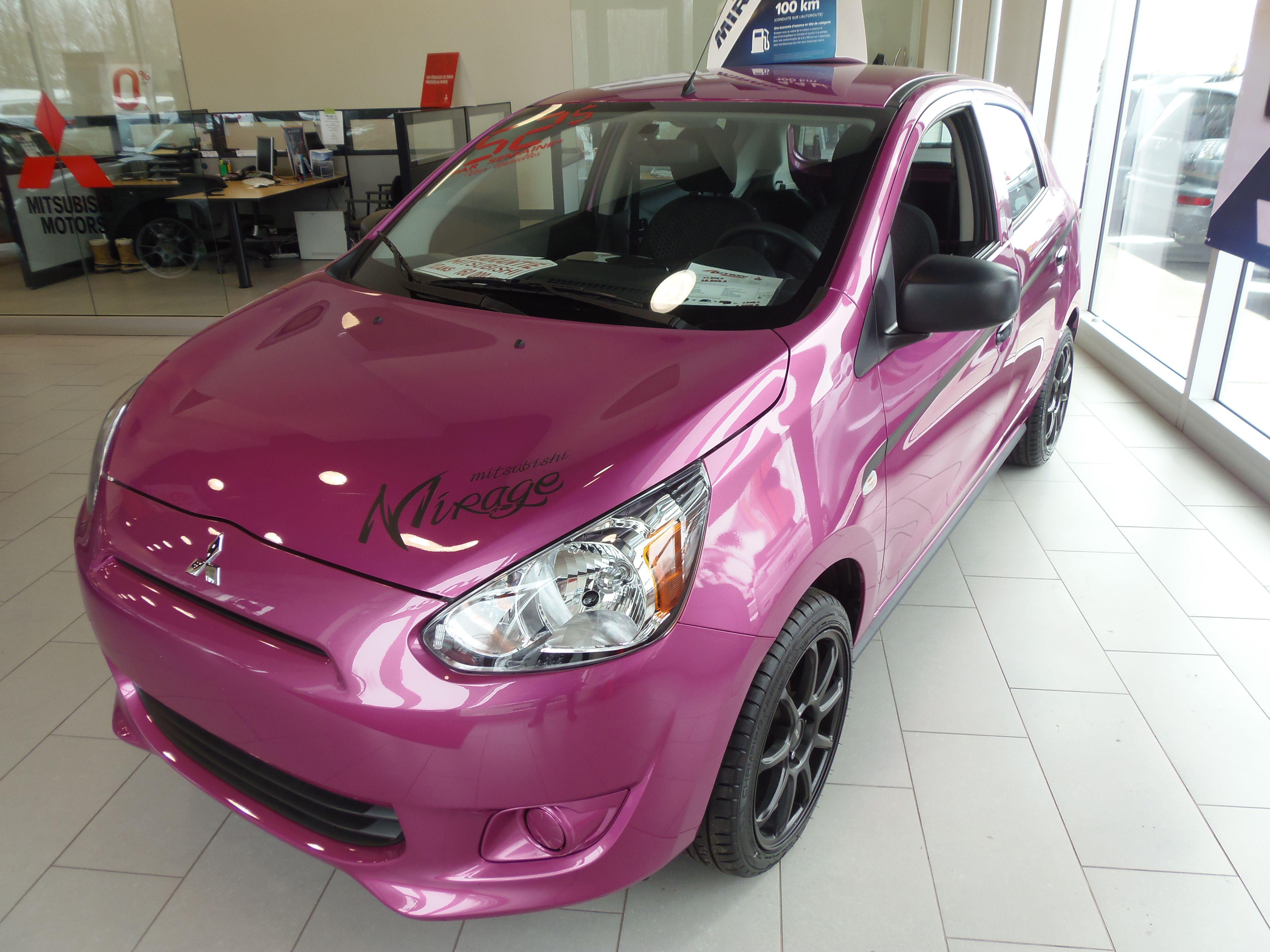 Pink Mirage