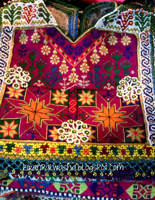 Pashtoons and Afghans have a very rich traditional culture. Its colorful dresses andfrocks are very much popular. They looks very fabulous...