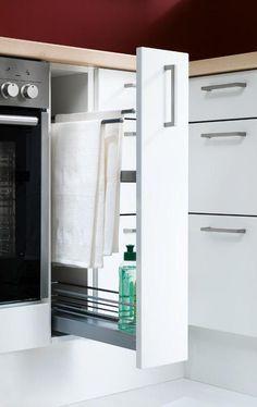 Photo of Cucina: Mehr Stauraum für Küchen