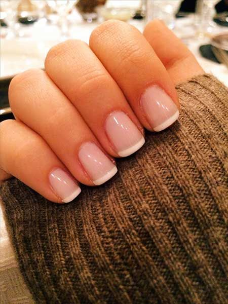 Short Natural Nail Designs 2017 | Short Nails | Pinterest | Short ...