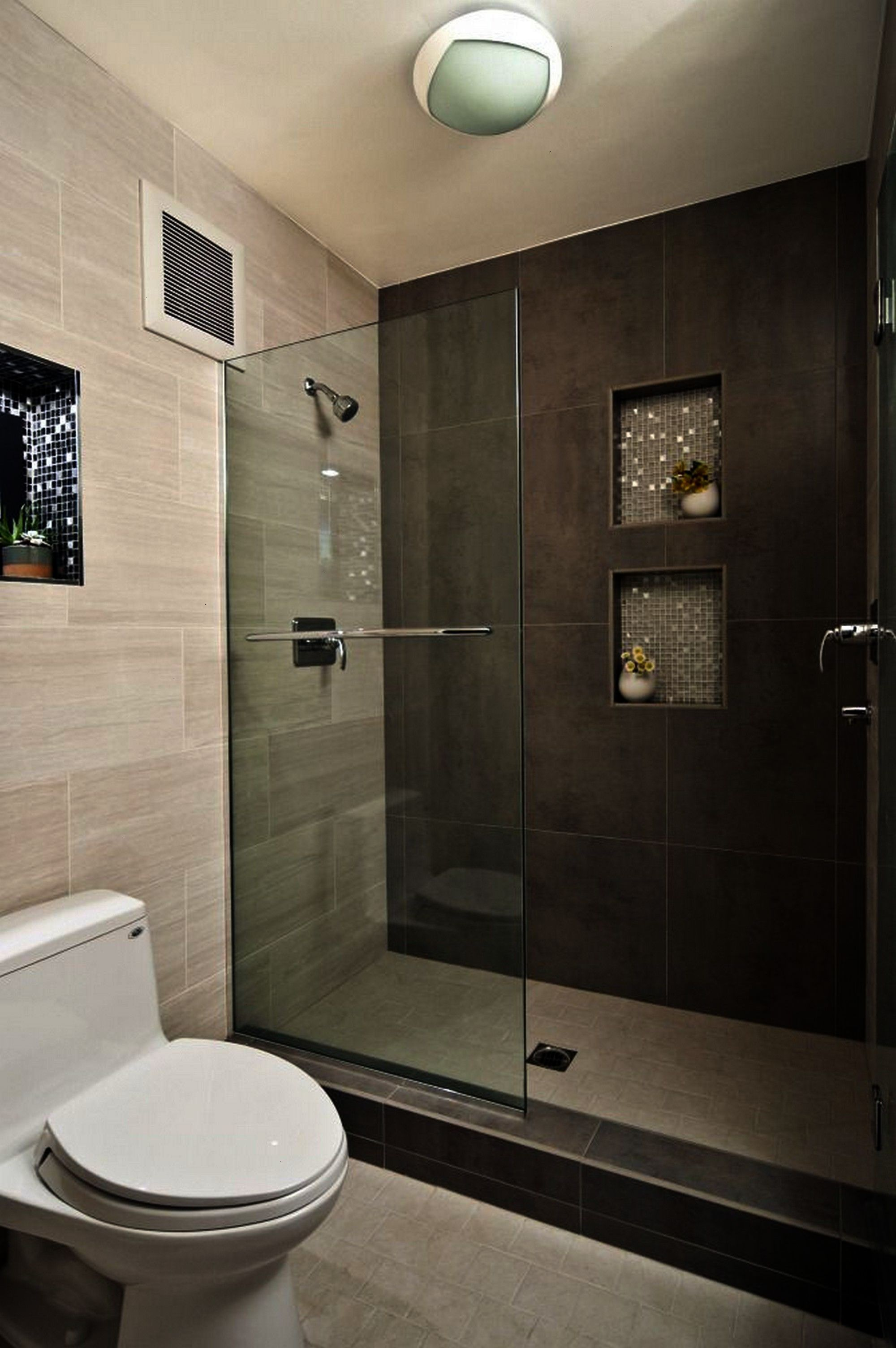 Small Bathroom Ideas With Walk In Shower Small Bathroom Remodel Bathroom Remodel Master Bathroom Design Small