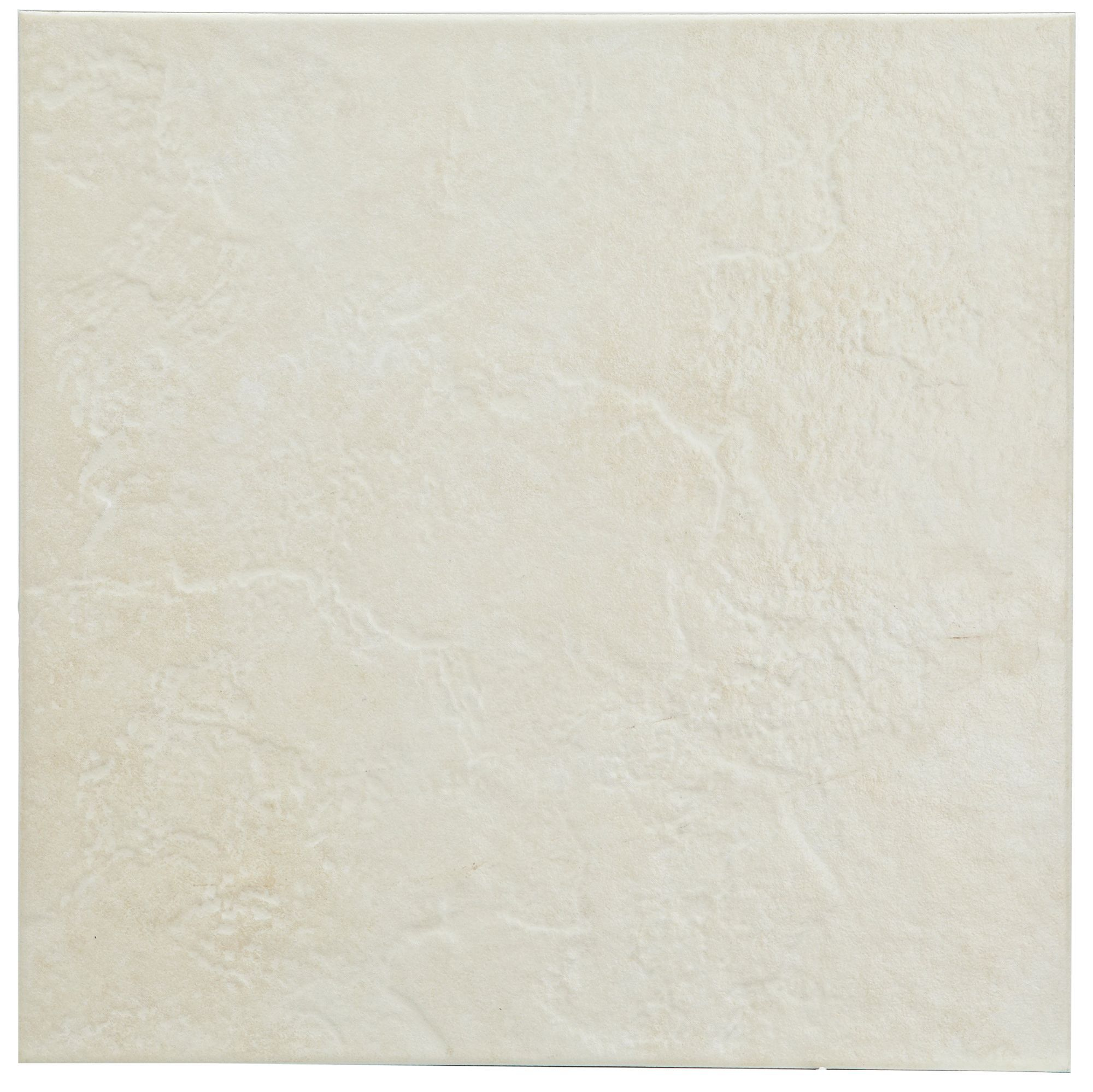 Cirque Beige Stone Effect Ceramic Floor Tile, Pack of 9, (L)333mm (W ...