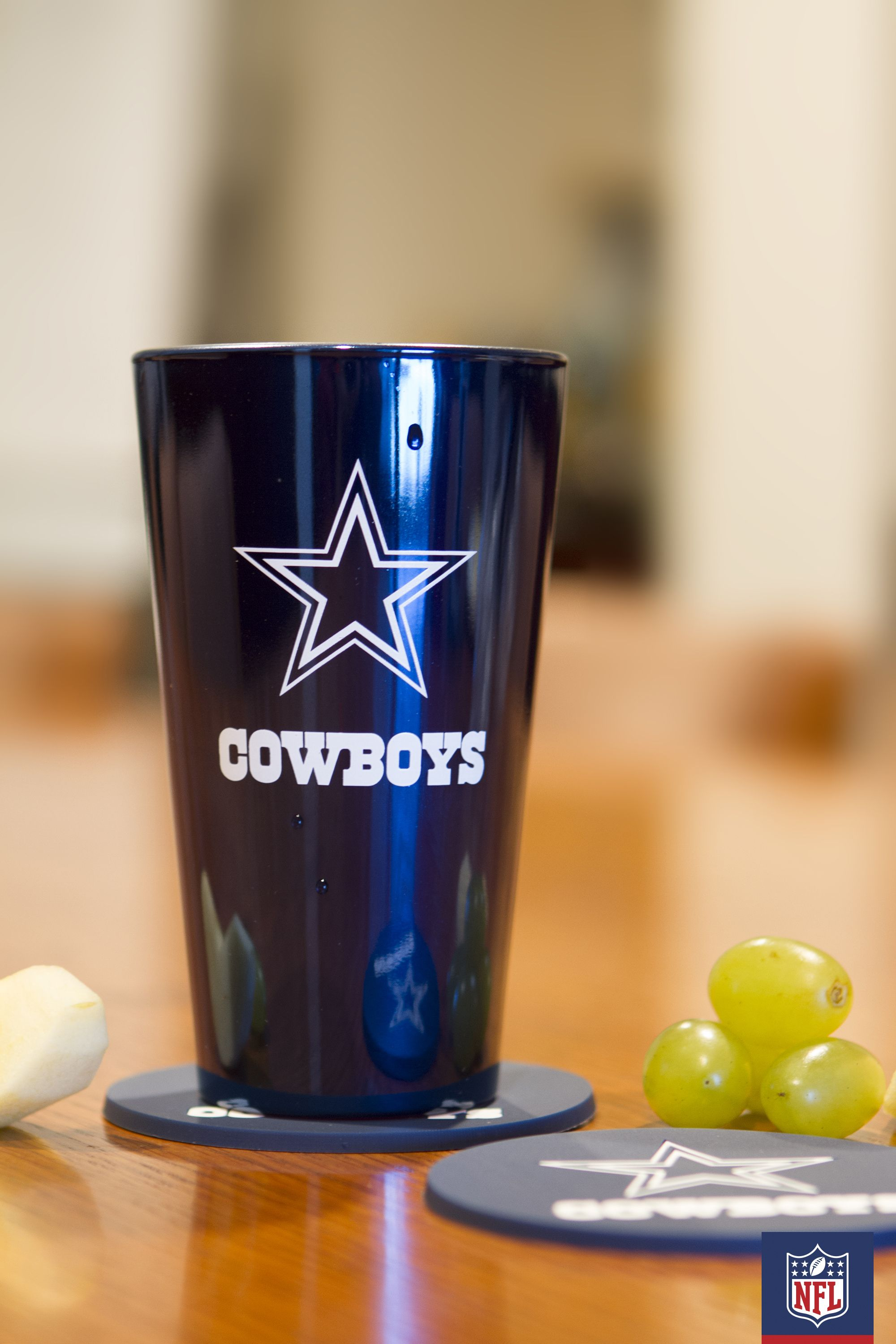 Down a big tall glass of victory with a perfect Dallas Cowboys pint from Duck  House. 234e366c0