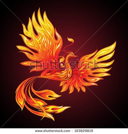 Firebird - stock images