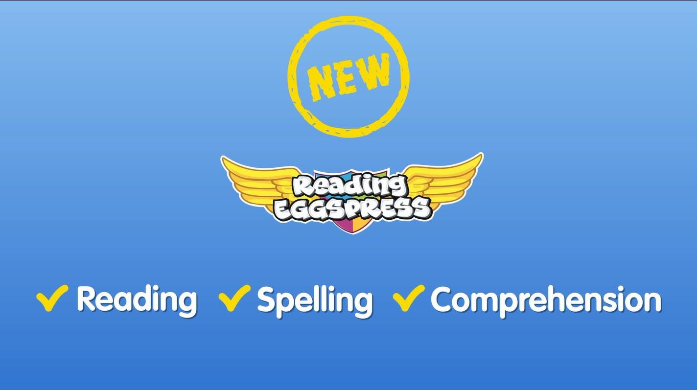 Explore The New Reading Eggspress See It Firsthand In This 2 Minute Video Reading Skills Reading Comprehension Skill How many levels on reading eggspress