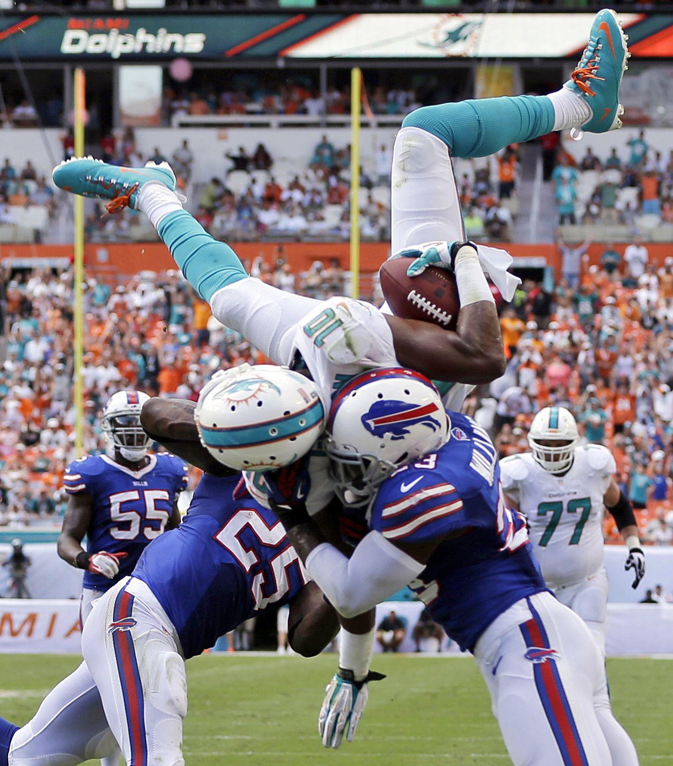 Sunday's NFL statistics, highlights Futbol americano