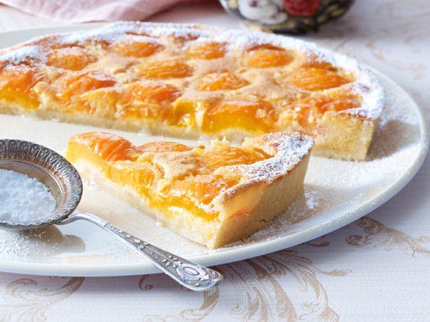 Aprikosen-Tarte mit Mandelcreme Rezept  | LECKER #sweetpie