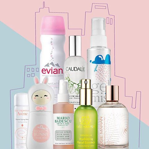 Gym class heros ! The skin calming, skin freshening facial mist takes you from the gym to home or errands before you have time to sneak in a shower. Also great for freshening up the complexion during long work days  in less than ideal office air.