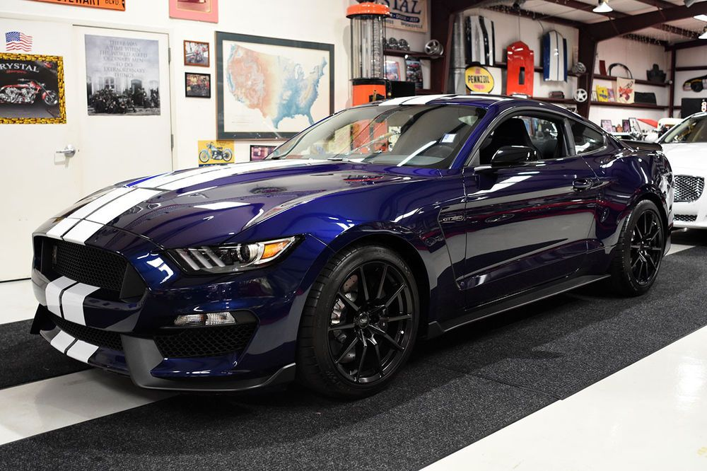 Looking For A New Gt350 X3f Check This One Out 2018 Ford