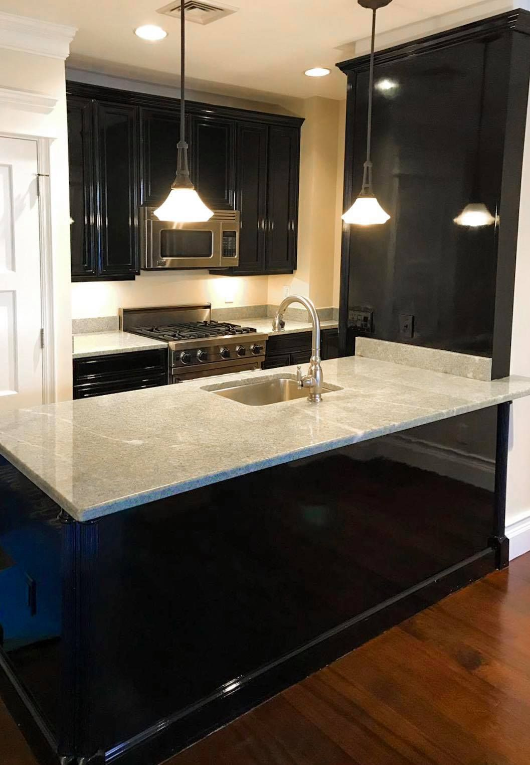 Kitchen Cabinets Painted in Boston (MA) | Painting kitchen ...