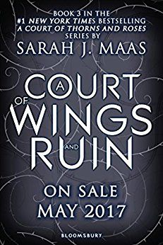 Amazon Com A Court Of Wings And Ruin A Court Of Thorns And Roses
