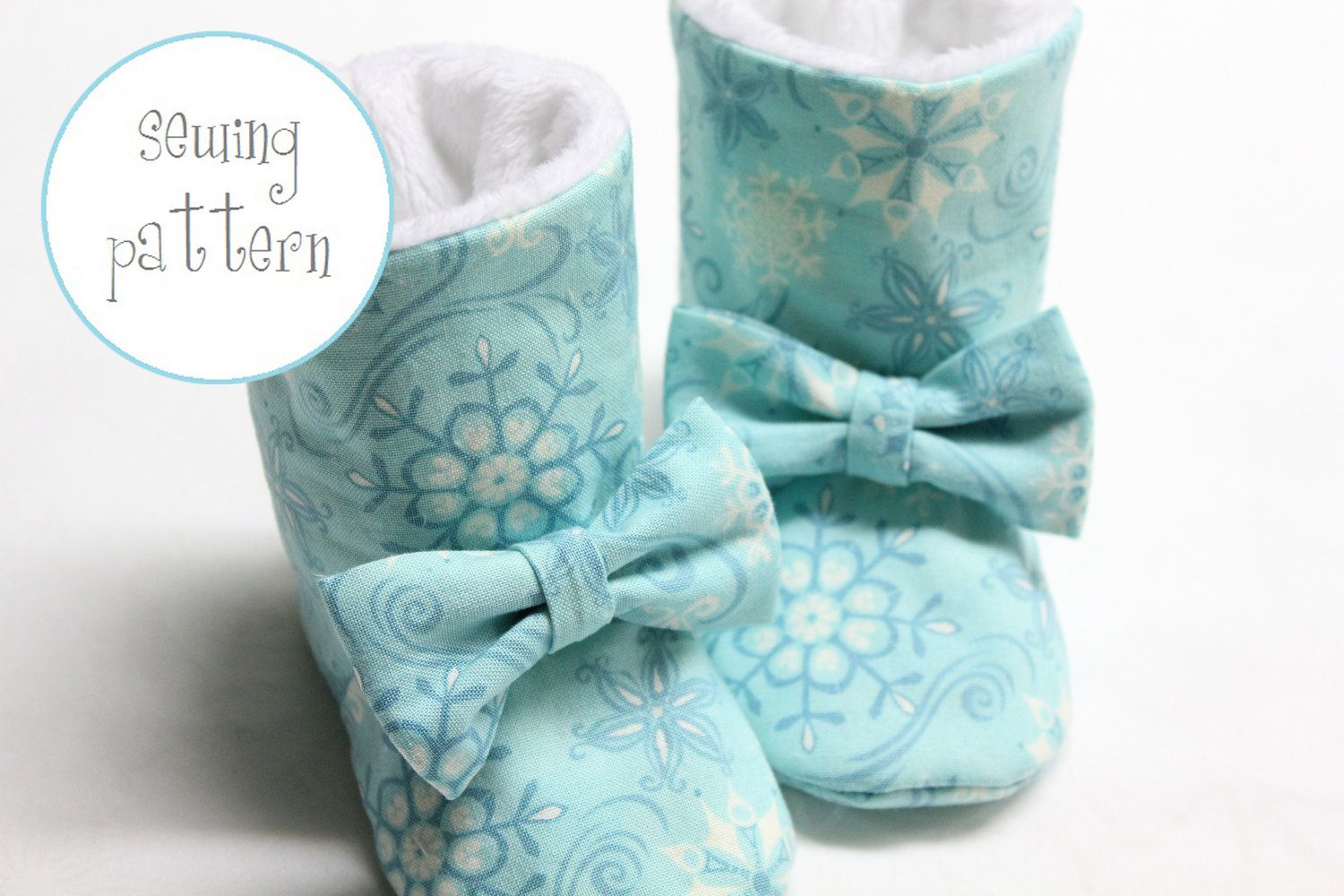 Baby Boots Pattern Winter Boots by petitboo on Etsy, $4.50 | Sewing ...