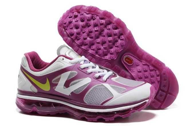 new product 93b82 927ec ... shopping 1767 nike air max 2012 dam gul lila vit se595677bduuxqg 6979b  e4aed