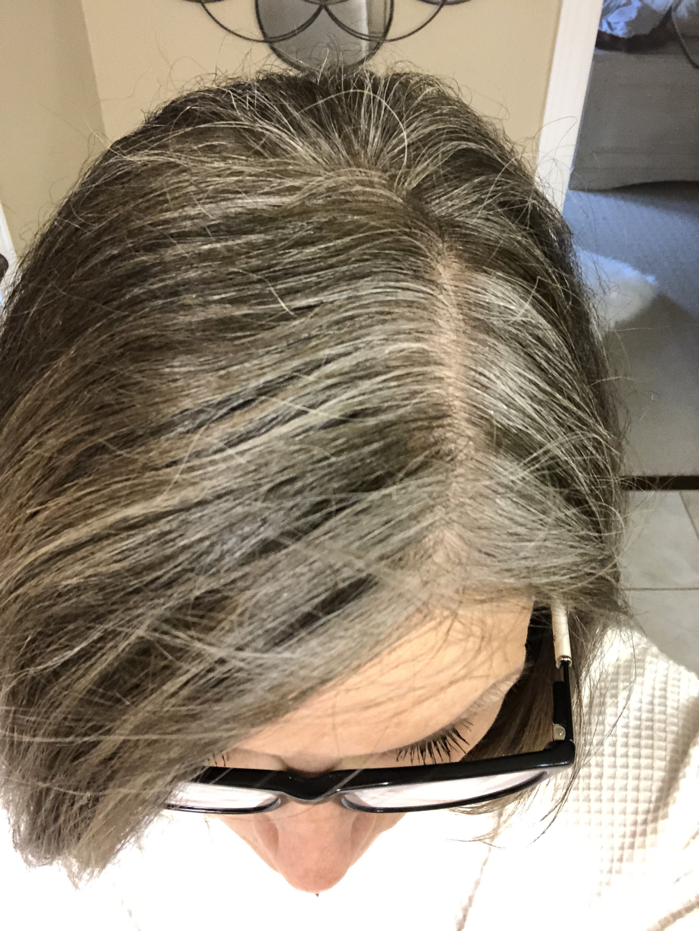 Pin on transitioning to gray