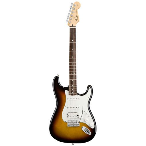 Fender Standard Stratocaster HSS RW BS