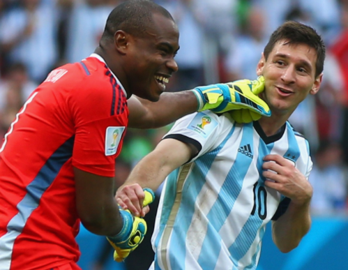 FOW 24 NEWS: ISIS Threatens Nigeria VS Argentina Friendly Match...