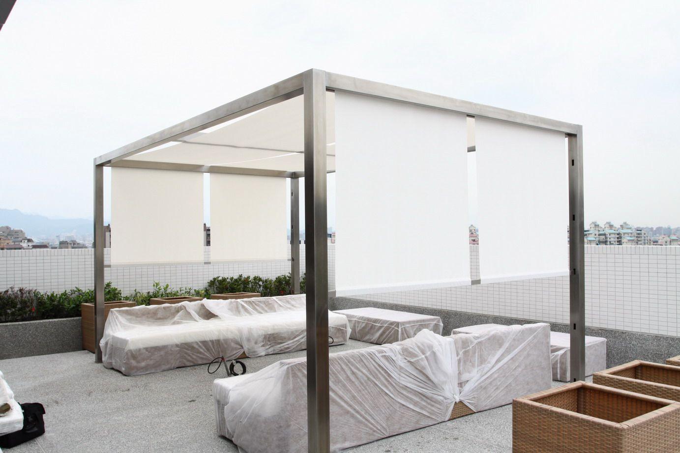 帆布,遮陽(雨)棚,帳棚,遮陽傘-快瑪國際Pony Awning歐式遮陽棚系統