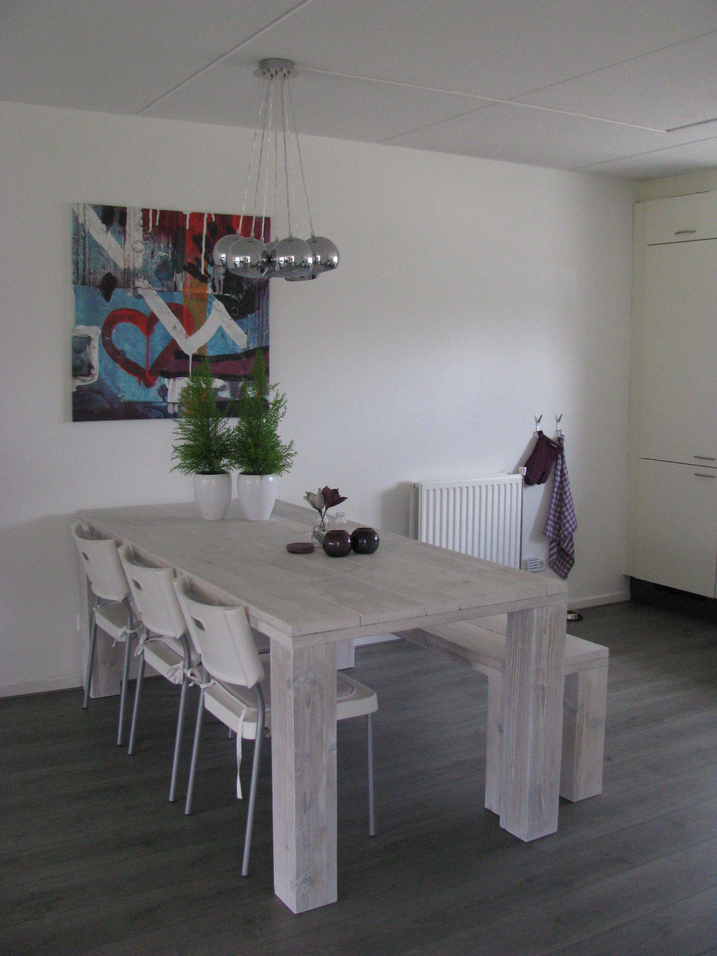 babykamer steigerhout white wash ~ lactate for ., Deco ideeën