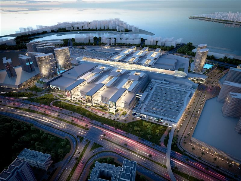 Nakheel Awards Construction Contract For Deira Mall With Total Investment Of Dh6 1bn Construction Contract Estate Management Real Estate Management
