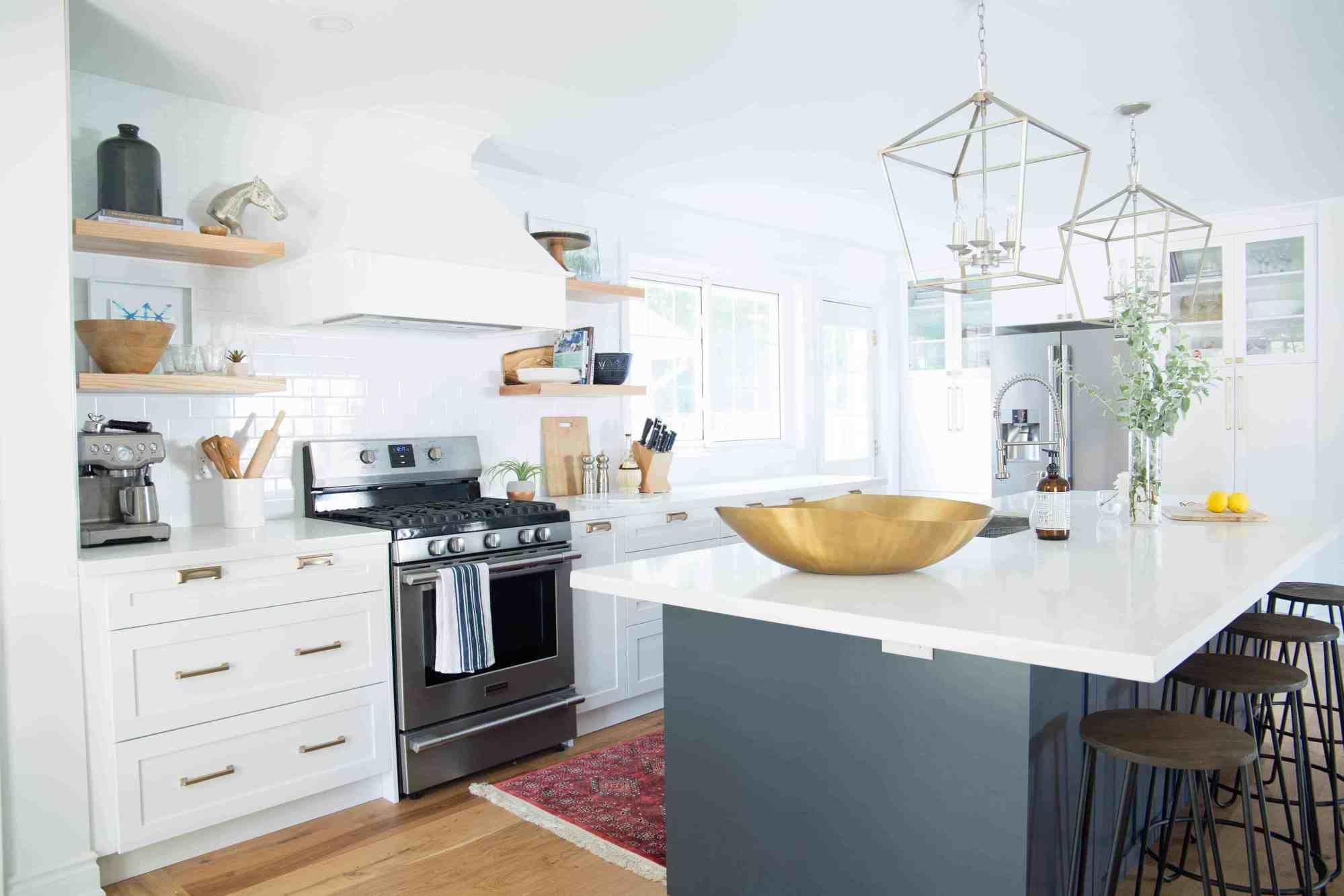 project thorn kitchen kitchen cool kitchens kitchen design on farmhouse kitchen navy island id=99868