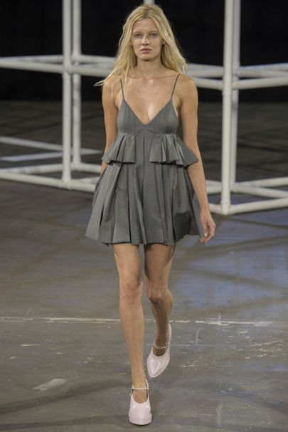 Alexander Wang Spring/Summer 2014 Ready-To-Wear Collection | British Vogue