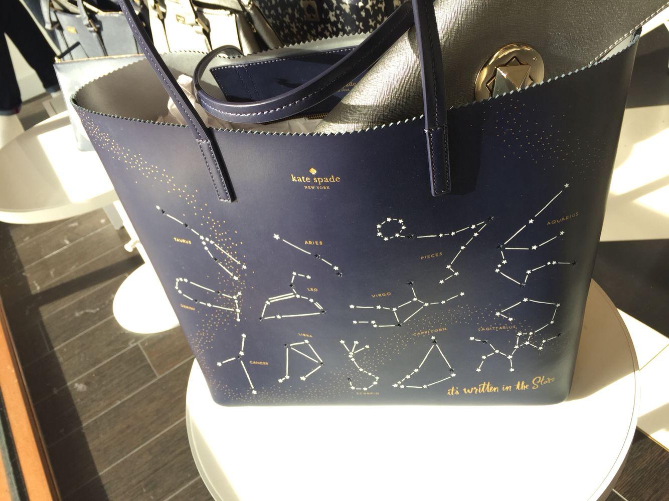 Kate spade constellation tote