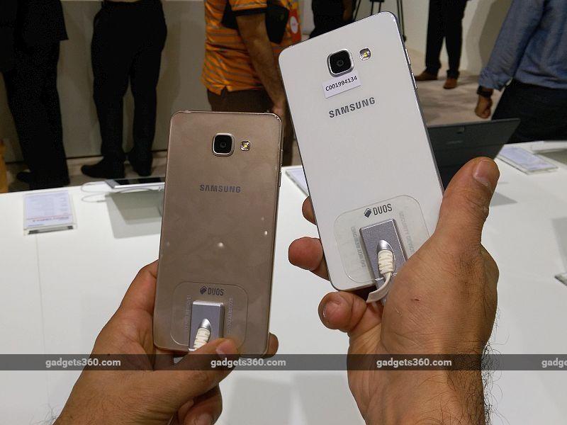 Samsung Galaxy A7 2016 And Galaxy A5 2016 First Impressions March 2021 Samsung Galaxy Samsung Galaxy