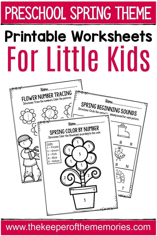 Spring Flowers Worksheet Free Kindergarten Holiday Worksheet For Kids Kindergarten Worksheets Spring Kindergarten Spring Worksheet [ 1035 x 800 Pixel ]