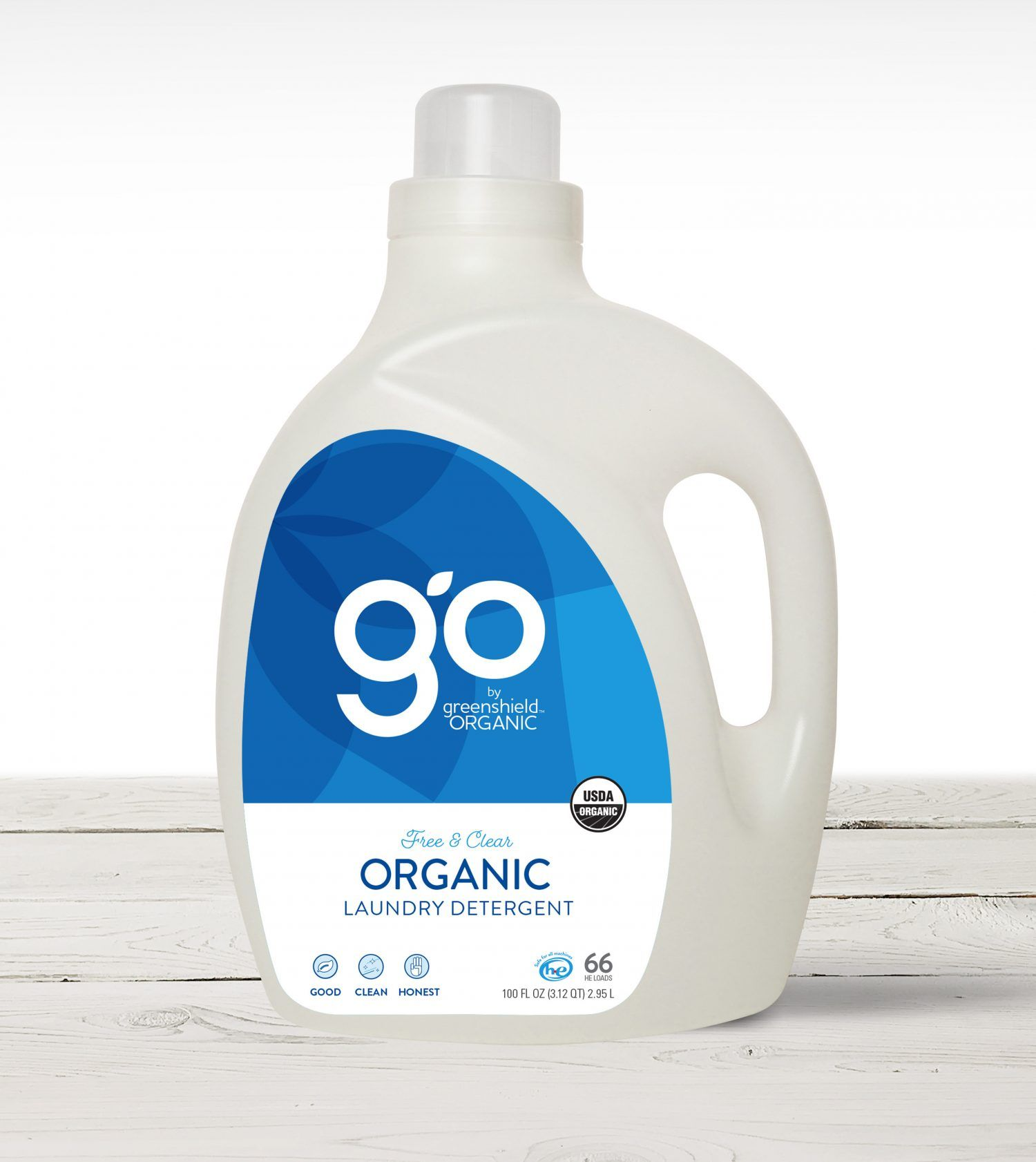 Organic Laundry Detergent In Free Clear Organic Laundry