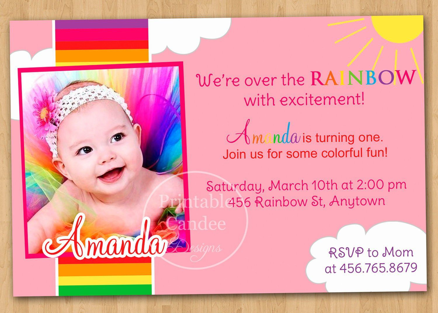 Birthday Invitations Design Online Birthday Invitation