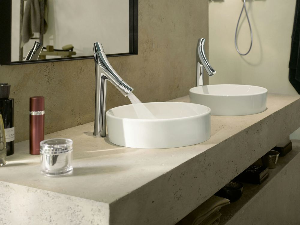 Hansgrohe German Tapware. Available from German Kitchens Limited in ...