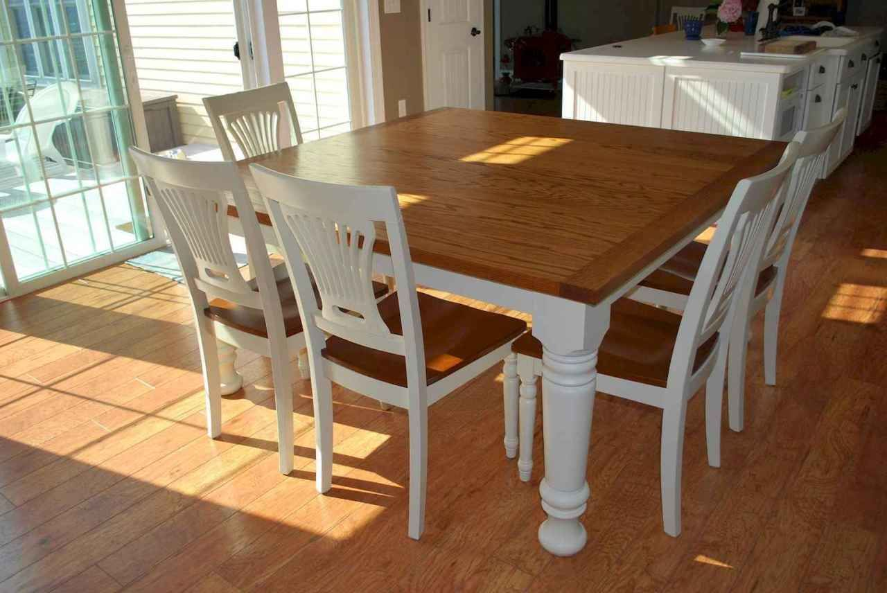Square Dining Table For 8 Square Kitchen Tables Square Dining