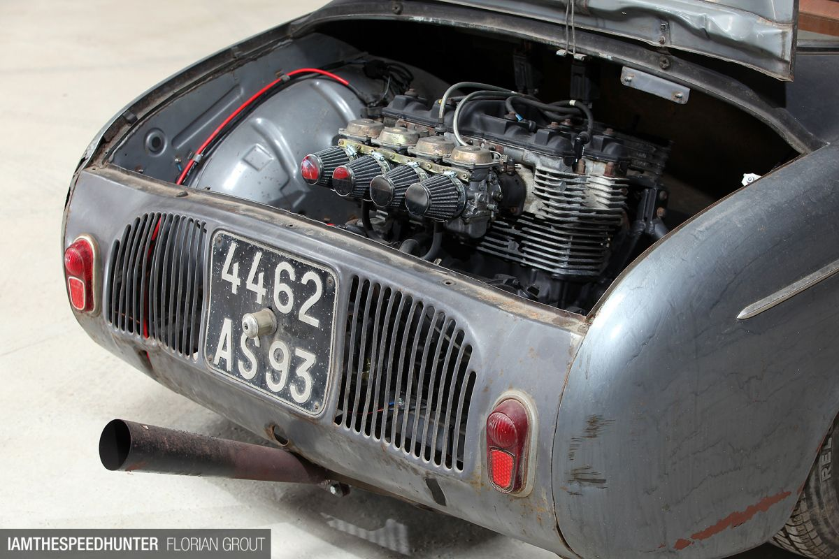 Body By Renault, Heart By Yamaha – Speedhunters